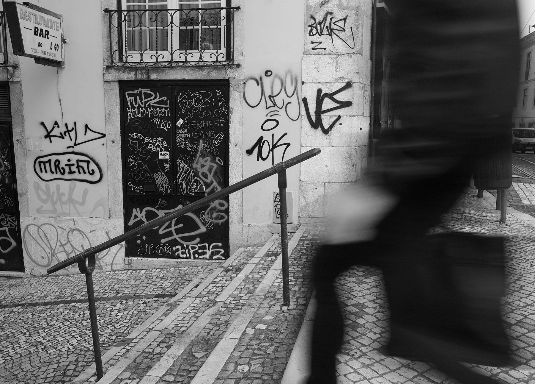 Escalier du Duc / Lisbonne