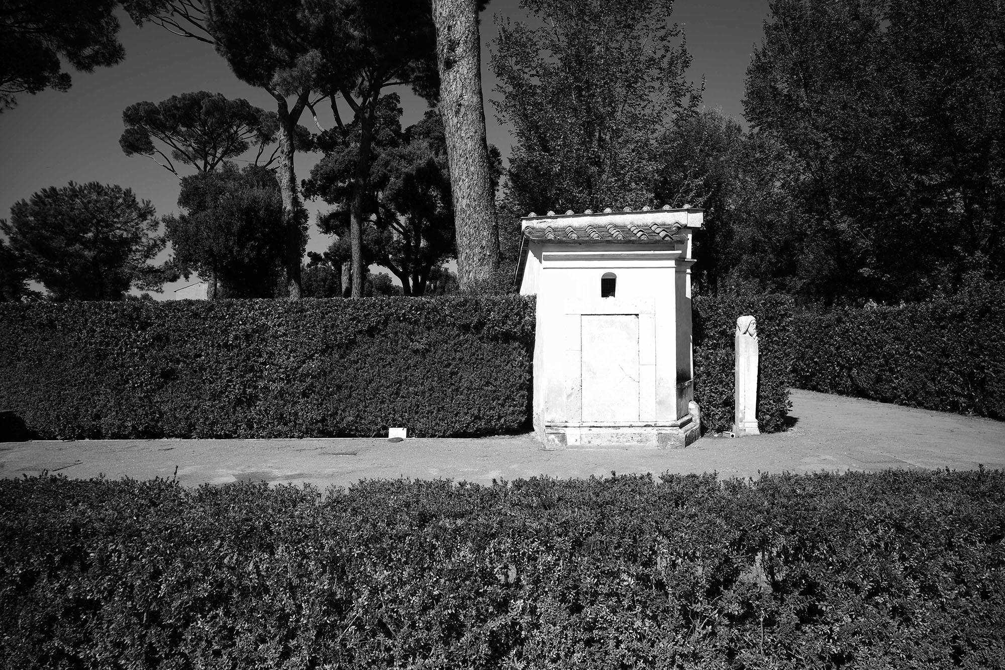 Jardins Medicis / Rome