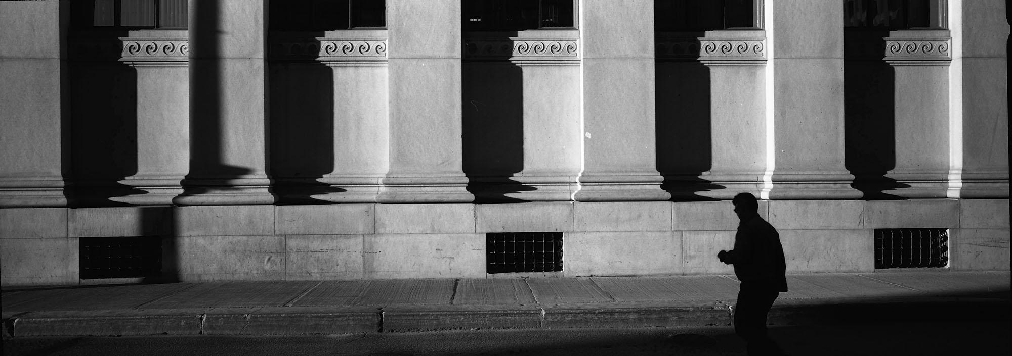 Rue Lombard / Winnipeg