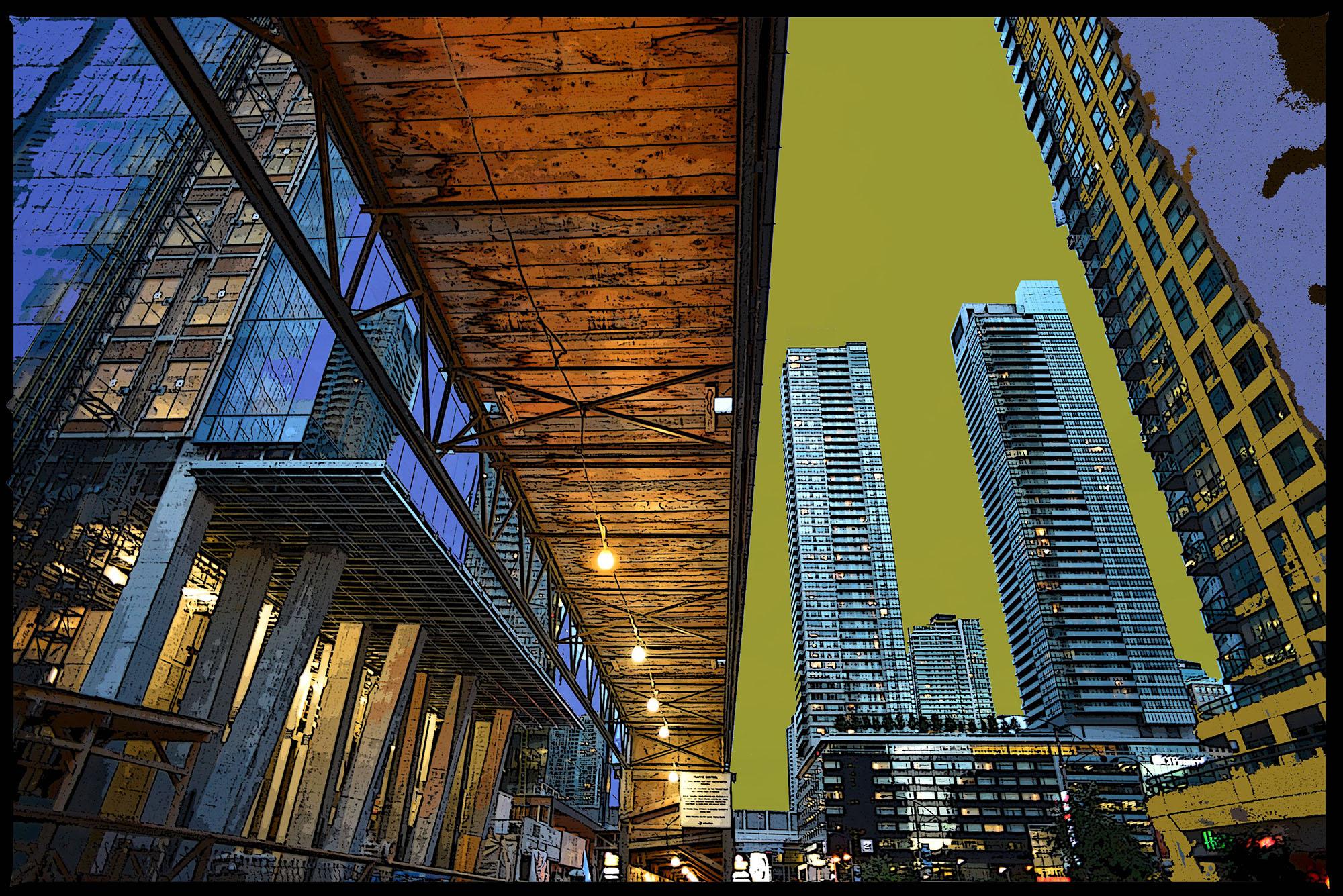 Rue Bremner / Toronto